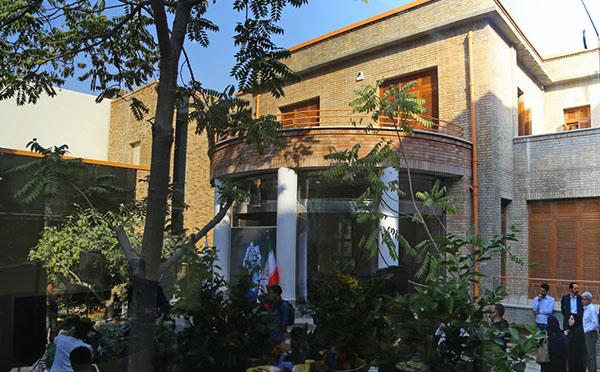پروژه موزه خوشنویسی تهران